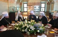 Синод Православної церкви України прийняв перші рішення