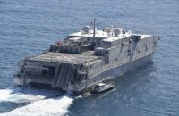 Корабель ВМС США прямує у Чорне море