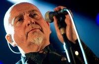 Питер Гэбриэл даст концерт в Киеве