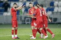 Збірна України дізналася останнього суперника по групі Євро-2020