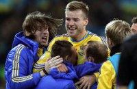 Украина вырвала победу в матче со сборной Польши