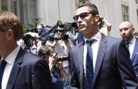 Суд предлагает Роналду на выбор: тюрьма или 30 млн евро