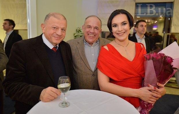 Игорь Паримский, Никита Василенко с дочерью