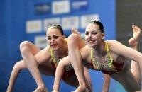 Після першого тижня Чемпіонату Європи з водних видів спорту Україна займає третє місце в медальному заліку
