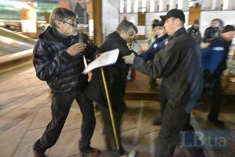 Ексслідчому міліції оголосили підозру у справі Майдану