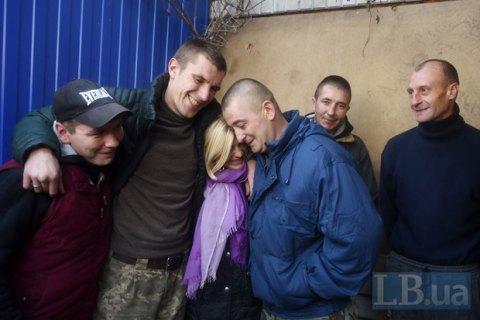 В плену у боевиков остаются еще 139 украинцев