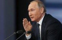 Путин посоветовал российским бизнесменам не продавать активы в Украине