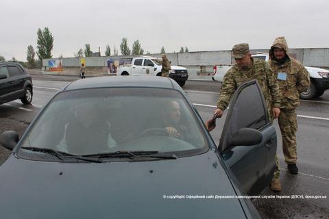 """Пункт пропуску """"Зайцеве"""" на Бахмутському напрямку відновив свою роботу (оновлено)"""