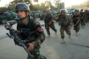 Афганистан лишился поддержки Парижа