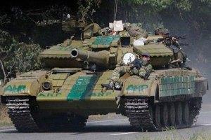 ОБСЕ зафиксировала танки боевиков в 15 км от линии разграничения, - штаб АТО