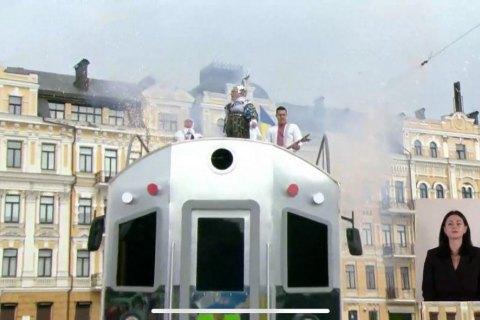 У Зеленського запевнили, що у попурі на День незалежності артисти виступали безоплатно