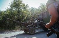 Силы АТО отступили из ряда населенных пунктов на Донбассе, - Тымчук