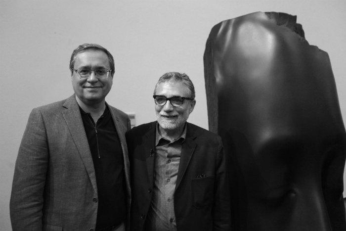 </b>Andrey Adamovskiy, Jaume Plensa<b>