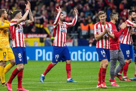 Действующий победитель Лиги Чемпионов стартовал в плей-офф с поражения в Мадриде