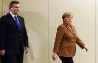 Меркель і Баррозу телефонують Януковичу, але президент не відповідає на дзвінки, - джерело