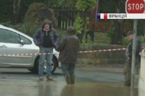 На северо-востоке Франции объявлен повышенный уровень опасности из-за угрозы наводнений
