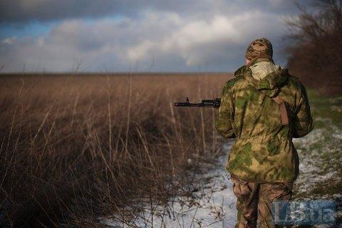 Силы АТО отбили атаку боевиков у Водяного
