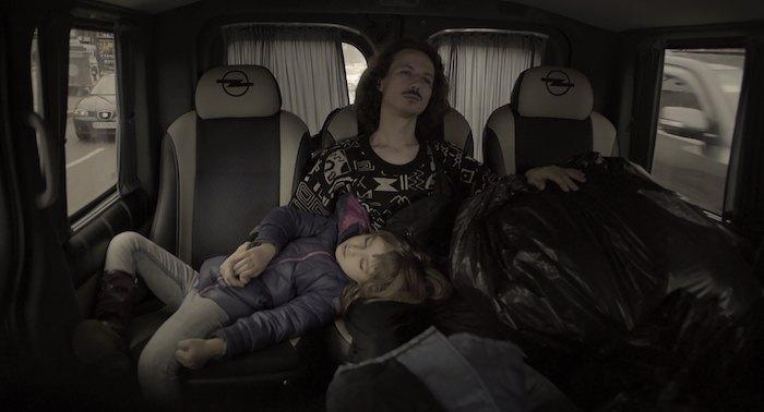 """Кадр з фільму """"Тато – мамин брат"""""""