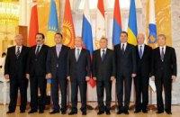 Украина начала председательство в СНГ