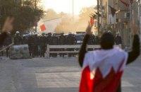 Полиция разогнала акцию протеста в столице Бахрейна