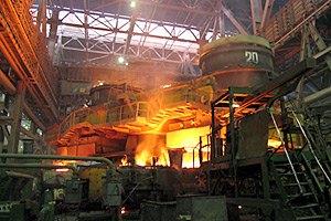 Промисловість скоротила споживання газу