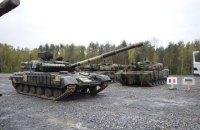 В международных военных учениях в Эстонии задействуют танки