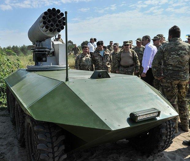 Турчинов розповів, яка зброя допоможе вАТО, непорушуючи «Мінськ»