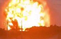 На півдні Казахстану стався вибух на військових складах
