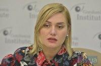 """Острикова: голосование """"Оппоблока"""" за поправки в бюджет - самый натуральный сговор"""