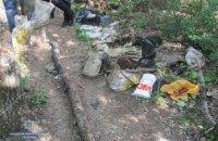 В Луганской области нашли тайник с почти 8 тысячами патронов, артснарядами и гранатами