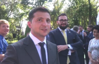 """Зеленский еще не выбрал нового премьера: """"Мне нравятся два человека"""""""