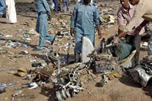 Самолетом, разбившемся в Судане, управлял российский пилот