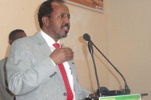 В Могадишо прошла инаугурация президента Сомали