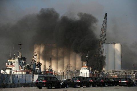 Взрыв в Бейруте связывают с судном российского бизнесмена