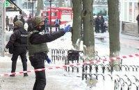 В Виннице задержали мужчину, угрожавшего взорвать магазин сладостей