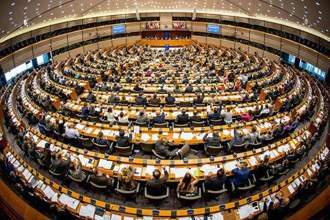 В Європарламенті, де мають розпочатися дебати щодо безвізу, спрацювала пожежна тривога