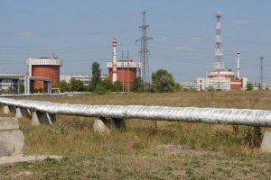 Южно-Украинская АЭС внепланово остановилась