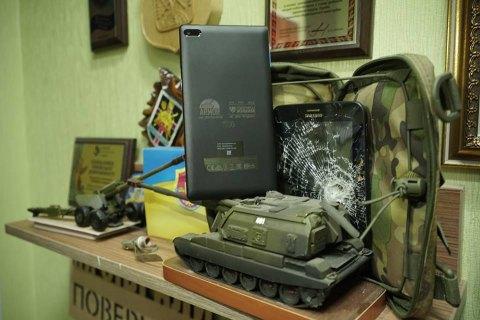 """""""Повернись живим"""" передав військовим уже тисячу планшетів для коригування вогню"""
