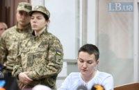 Суд продовжив арешт Савченко до вересня