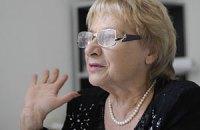 Лариса Скорик: нема ніякого київського стилю і ніколи не було