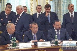 Сегодня в ЕС пересмотрят санкции в отношении украинских чиновников