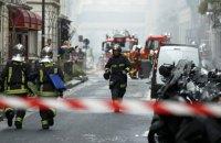 Через вибух у Парижі постраждав громадянин України