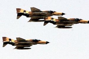 Иранские самолеты пытались сбить американский беспилотник