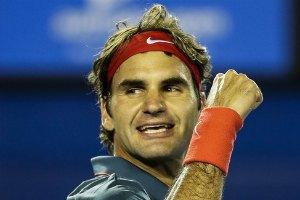 Федерер вийшов на 3-тє місце за кількістю ейсів за кар'єру