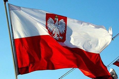 У Києві двоє п'яних чоловіків побили охоронця польського посольства