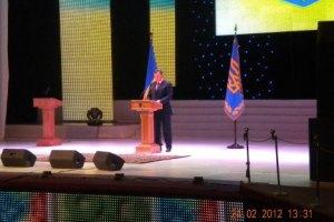 Янукович назвал Днепропетровщину Приднестровьем
