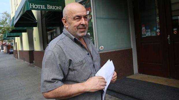 Томаш Крчмарж, власник чеського готелю Brioni