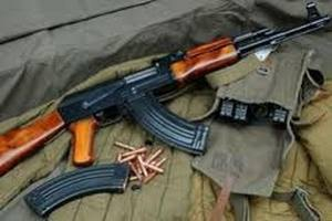 В Луганской области задержаны люди с оружием, похищенным из СБУ