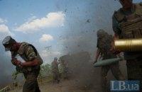 З початку доби у ООС немає втрат на Донбасі