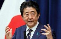 Премьер-министр Японии объявил об отставке по состоянию здоровья
